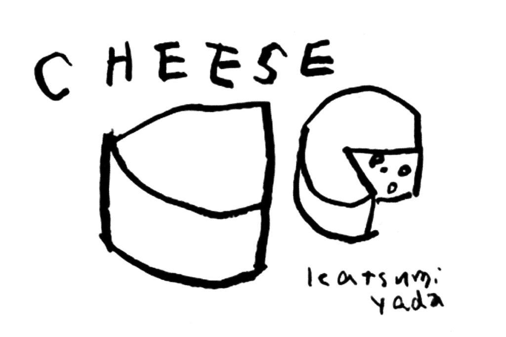 チーズ/オリジナルポストカード
