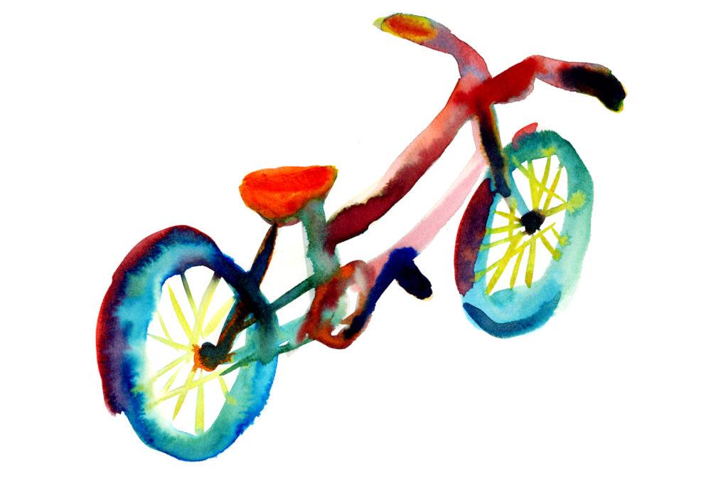 自転車/オリジナル