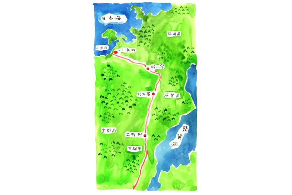家庭画報マップ/世界文化社