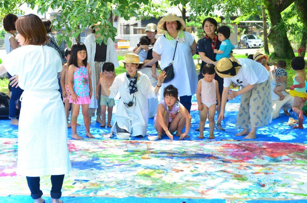 5月4日(土)2019年最後の『親子のための【森のアートセラピー】』10/26(土)、27(日)募集中!
