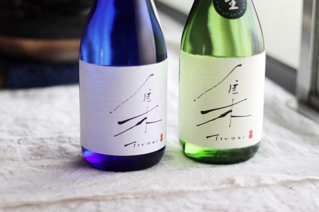 「おのだ農園」 日本酒ラベルデザイン/カリグラフィ