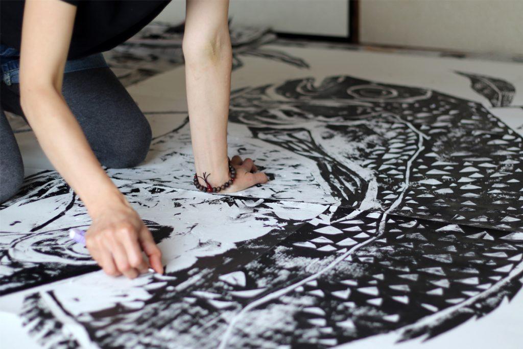 矢田勝美  展「船霊といのり」_2020年7月20日〜10月11日(海の博物館)